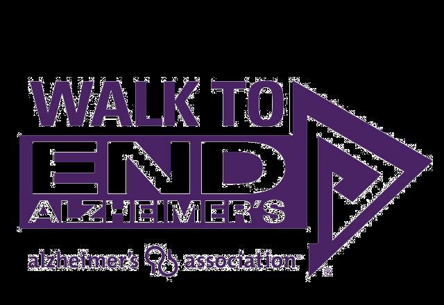 Proud Sponsor of: Walk to End Alzheimer's