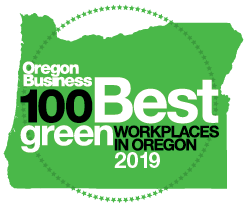Oregon Business 100 Best Green Workplaces in Oregon 2019