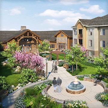 Independent Living | Salem Area | Dallas Retirement Village