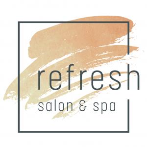 Refresh Salon & Spa Logo